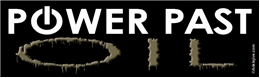 Power Past OIL Liberal Progressive Laptop/Window/Bumper Sticker
