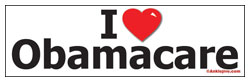 I [Heart] Obamacare